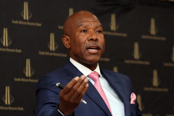 South African Reserve Bank Governor Lesetja Kganyago. Picture: Moneyweb