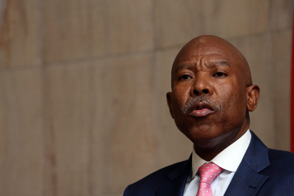 Sarb leaves repo rate unchanged at 6.75%