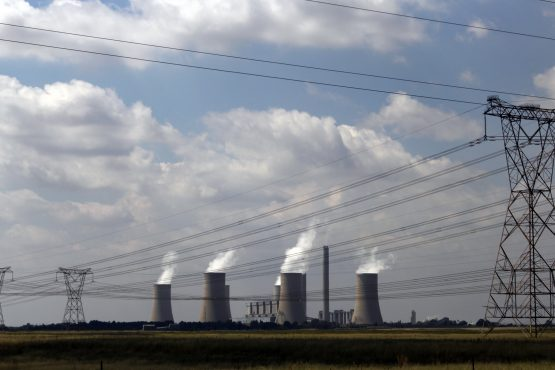 Life expectancy impact: between them, the three worst offenders  – the Lethabo (pictured), Kendal and Kriel power stations – were found to have contributed to between 137 and 297 early deaths in 2016. Image: Supplied