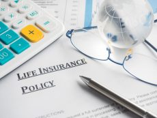 Can the payout of my life insurance policy be deposited into a foreign account?