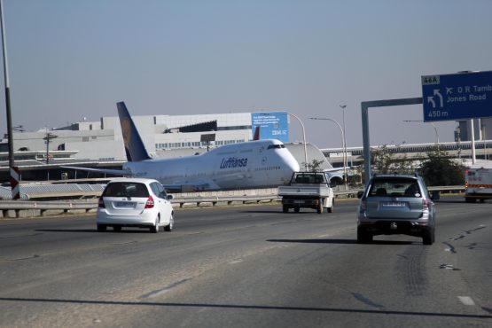 Lufthansa was one of the first international airlines to fly back into SA on October 1. Image: Moneyweb