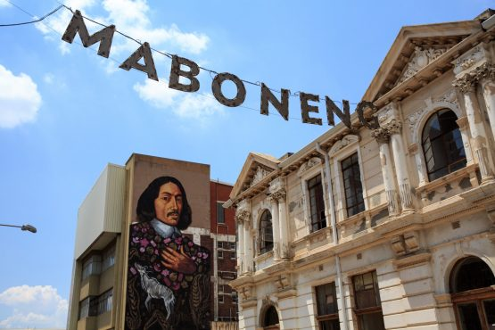 Large parts of the Maboneng Precinct have new owners. Picture: Supplied