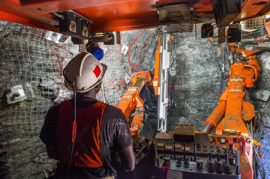 Most mines would be happy to shave 2% or 3% off production costs, but automated mining will make the once dormant Syama mine sold by Randgold to Australia-based Resolute Mining 20% to 30% more efficient. Picture: Supplied