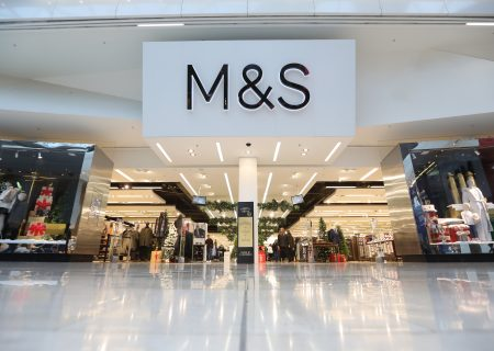 M&S replaces food boss with Steinhoff executive