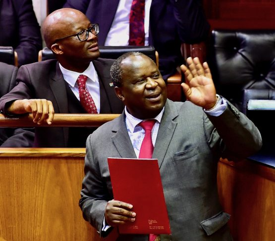 Much will be revealed on Wednesday when Tito Mboweni delivers his maiden budget speech. Picture: Elmond Jiyane, GCIS