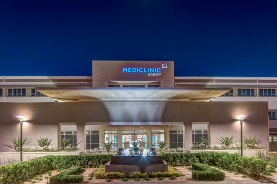 The group has seen strong revenue growth on the back of higher patient volumes and the continued ramp-up of its Middle East operations. Image: Supplied