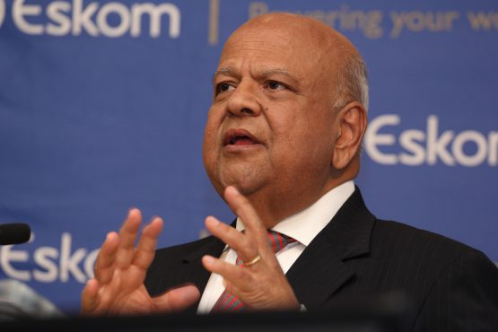 Public Enterprises Minister Pravin Gordhan unveiled what is arguably the biggest change in a strategically important area in SA's recent history. Image: Moneyweb
