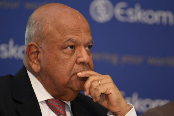 Public enterprises minister Pravin Gordhan. The era of bailouts is over for beleaguered power utility Eskom and the current lifeline is only expected to carry it for 18 months. Picture: Moneyweb