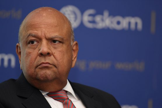Minister of Public Enterprises, Pravin Gordhan. Picture: Moneyweb