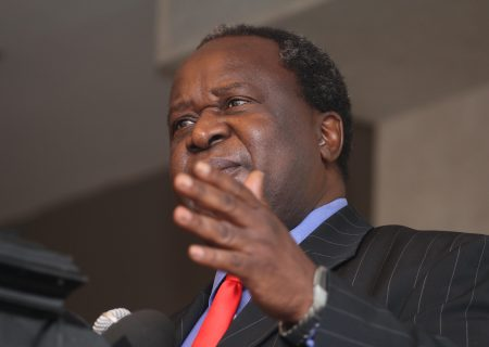 Mboweni laments slow reforms ahead of Davos