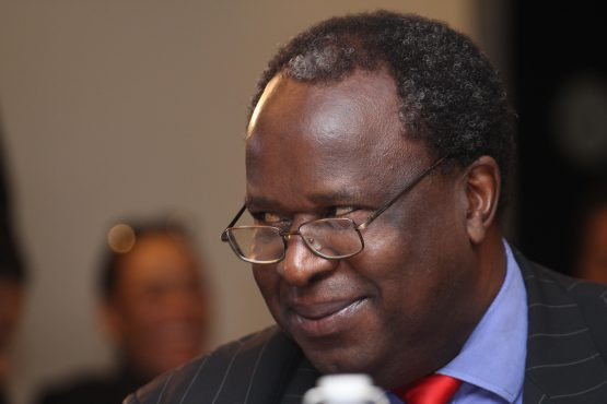All eyes will be on Tito Mboweni when he presents the country's annual budget speech next week. Image: Moneyweb