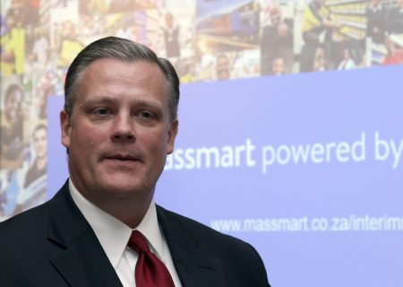 Massmart CEO says not ready to let Game department chain fail