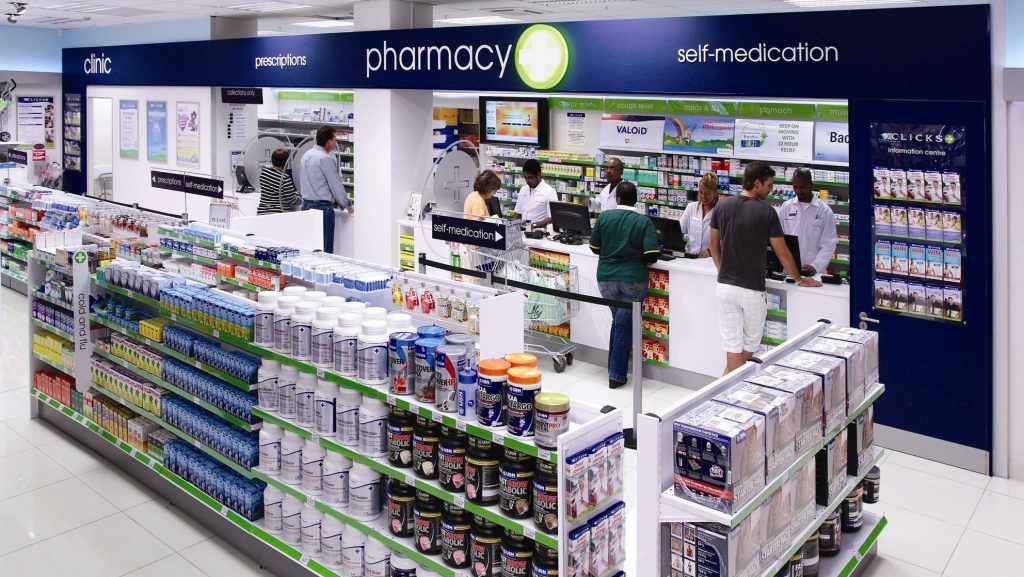 Clicks to acquire retailer Pick n Pay's pharmacies