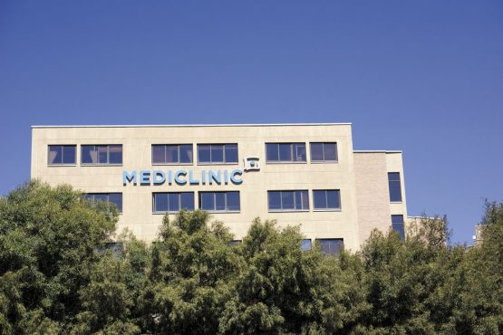 The Mediclinic Morningside in Sandton is one of the biggest hospitals within the Mediclinic group in Gauteng. Image: Supplied