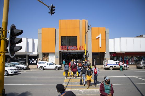 Murchison Mall in Ladysmith, one of Futuregrowth's latest acquisitions. Image: Supplied