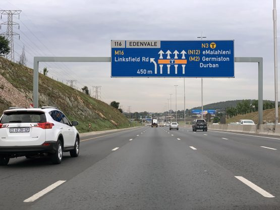 And toll tariffs on SA's national roads go up on March 1. Image: Moneyweb