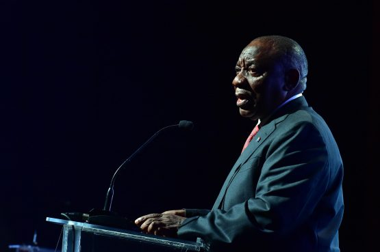 Even middle-of-the-road scenarios have scope for volatility; much will depend on whether Ramaphosa gets the mandate he needs to implement policy changes for stronger growth in the May election. Picture: Elmond Jiyane/GCIS
