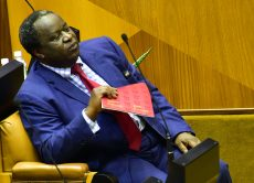 SA FinMin delivers a budget designed to steady the ship