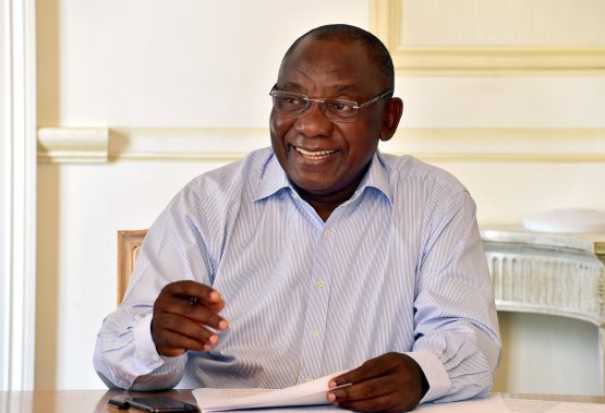 Cyril Ramaphosa's appointment as president and his subsequent cabinet reshuffle boost business confidence. Picture: Supplied