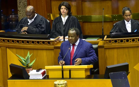 The proposed amendments were announced by finance minister Tito Mboweni in the February budget, but no further guidance has been forthcoming. Picture: Elmond Jiyane, GCIS