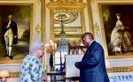 President Ramaphosa attends the Commonwealth gathering in London