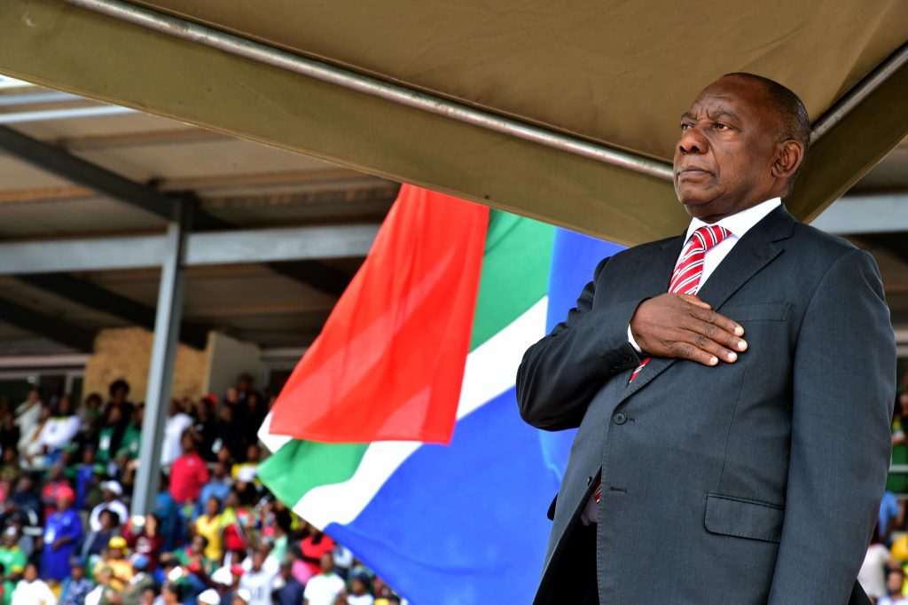 The winds of change are still blowing in SA