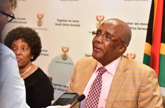 The Minister of Health, Aaron Motsoaledi forges ahead with NHI. Picture: Supplied