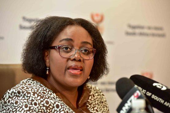 Lacks 'moral standing', says Tourism Minister Mmamoloko Kubayi-Ngubane of the case. Image: GCIS
