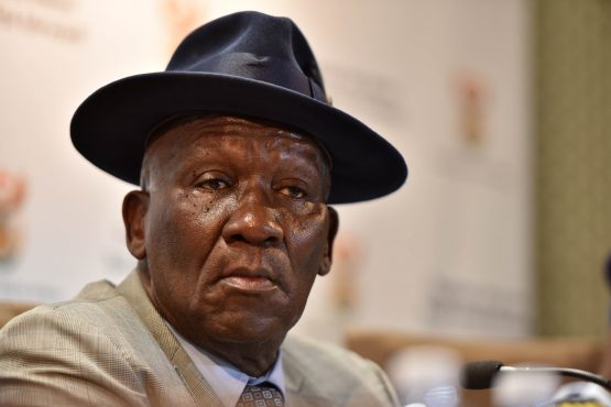 Police Minister Bheki Cele vows to crack the whip on violence caused by anti-immigrant riots in Joburg. Image: GCIS
