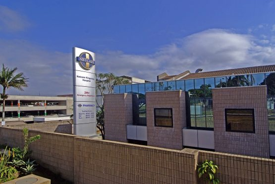 Netcare Kingsway Hospital, south of Durban. Image: Supplied
