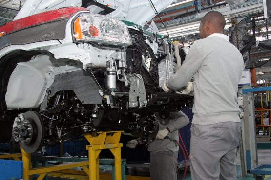 Nissan plans to more than double its industrial reach in the Middle East, Africa and India by 2022. Picture: Moneyweb
