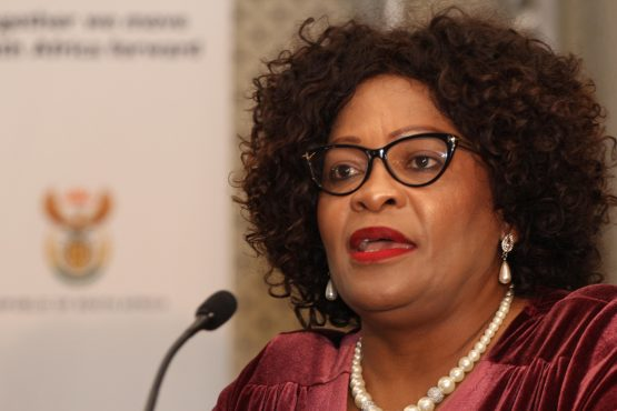Luxury life. An Aston Martin, guardhouse, generator, swimming pool, water features, CCTVs, electric fencing – Mokonyane will have to explain all this and more. Image: Moneyweb