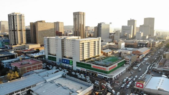 Sharon's Place, Octodec's residential building in the Pretoria CBD. Image: Supplied