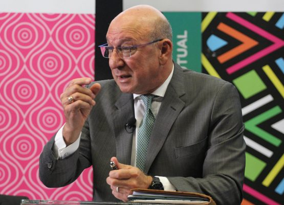 Trevor Manuel's 'unguarded' observation about a high court judge has been quite revealing. Image: Moneyweb
