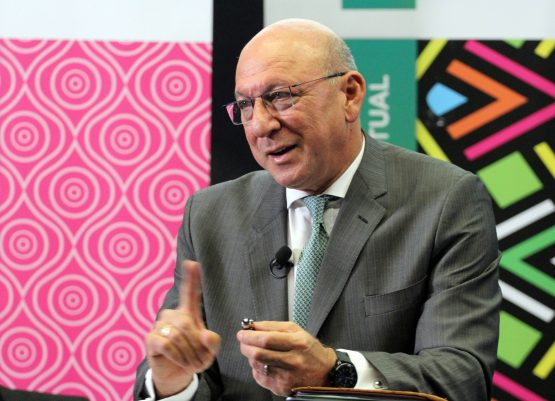 Old Mutual chair Trevor Manuel has welcomed the judgment. Image: Moneyweb