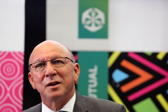 Old Mutual chair Trevor Manuel. It is unclear whether he underwent an independence test. Image: Moneyweb