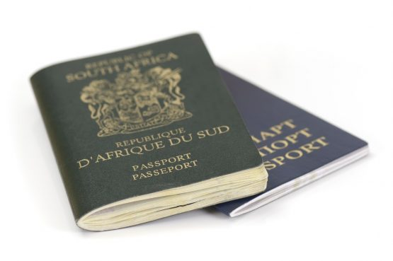Many would like to keep their South African passports – maintaining a direct link to family and home – while taking advantage of the benefits of living and working abroad. Picture: Shutterstock