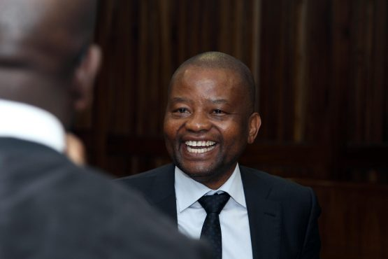 Peter Moyo will now serve the four-and-a-half years remaining of his employment contract with Old Mutual. Picture: Moneyweb