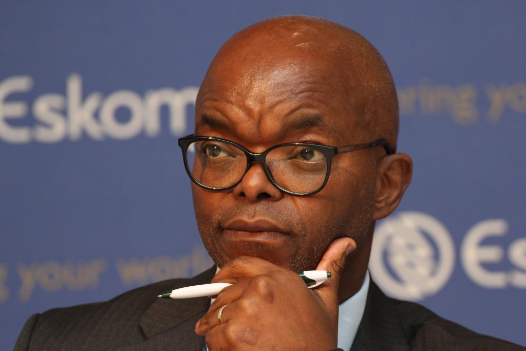 Eskom making plans for CEO's imminent departure