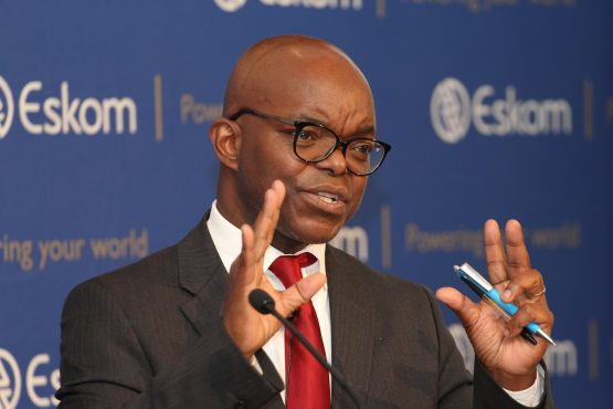 New Eskom CEO Phakamani Hadebe finds it baffling that the power utility's runaway debt hasn't been treated as a priority. Among the stand-out figures for the year to March 2018 – irregular expenditure skyrocketing from R3 billion to almost R20 billion. Image: Moneyweb