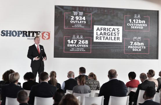 One bright spot was the 25% growth in liquor sales, but Shoprite CEO Pieter Engelbrecht is not sure this particular achievement is something to be proud of. Picture: Supplied