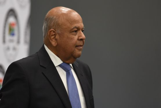 Public Enterprises Minister Pravin Gordhan. Picture: Citizen