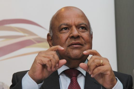 Public Enterprises Minister Pravin Gordhan. Government has indicated that it is going to take a hardline approach to the burdensome SOE. Image: Moneyweb