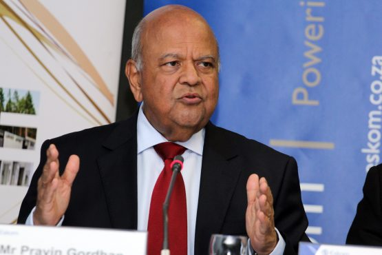 Eskom management will be held responsible for delivering on its plans to keep South Africa out of the dark, says Public Enterprises Minister Pravin Gordhan. Picture: Moneyweb