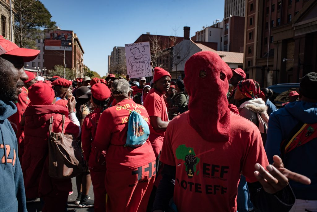 Local council turmoil shows South Africa isn't very good at coalitions