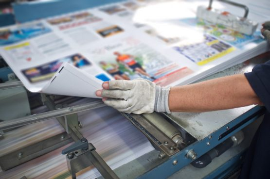Printing company, Novus Holdings CEO resigns. Picture: Shutterstock