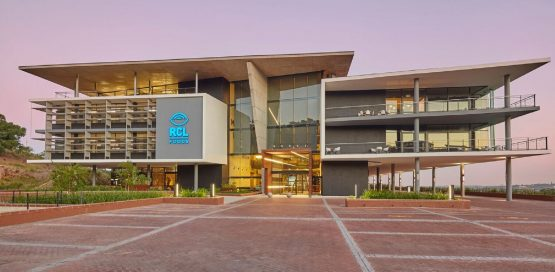 RCL Foods headquarters in Westville, Durban. Image: Supplied