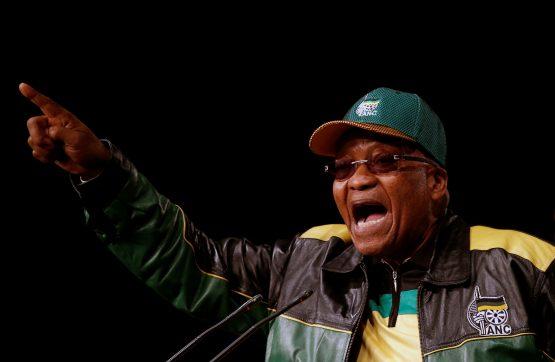 President Jacob Zuma. Picture: Reuters