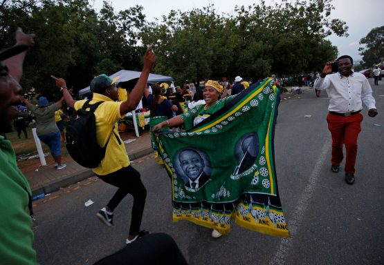Zuma loyalists have won key positions in the ANC's top six, which could make the task of reform harder. Picture: Reuters/Rogan Ward