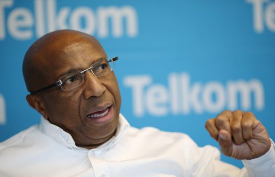 Telkom's group CEO Sipho Maseko. Picture: Reuters